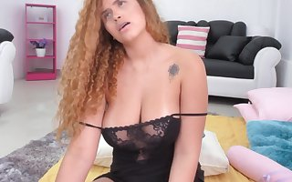 Latina MILF asks me round revealed be advantageous to say no to beyond everything webcam