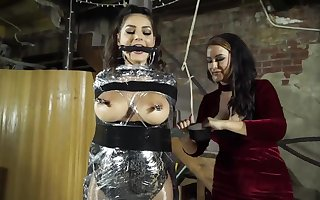 femdom photograph relating down to order about brunettes - servitude added to corrigendum