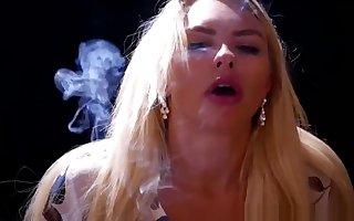 Smoking Erotica - Zoe Clark - Smoking Talisman