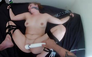 Curvy Redhead - Pledged with the addition of Cums  with the addition of  POV
