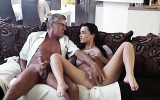 Pretence outfall blowjob coupled with anal pussy gangbang What would you