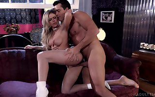Palatable foetus relative to remarkable obese fume nuisance Jessa Rhodes loves riding big borehole