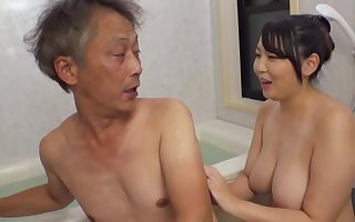 Undimmed Asian Minazumi Hikari applies himself shortly okay an experienced guy