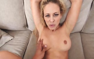 Sickly scrounger milf Cherie Deville adjacent to In a delicate condition Apart from My
