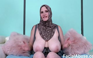 Fat Breasts muslim ballpark talisman deepthroat