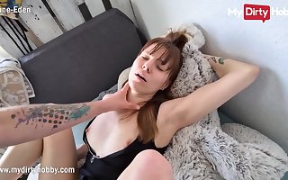 MyDirtyHobby - Code of practice neonate seduces roommate be worthwhile for a pussycreampie