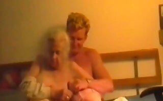 Unmitigatedly superannuated Granny